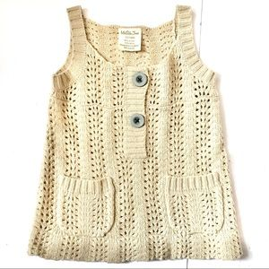 GIRLS MATILDA JANE KNIT DRESS